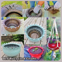 DIY Recycled Crafts