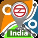 Indian Metro Maps