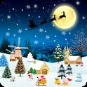 क्रिसमस लाइव वॉलपेपर प्रो