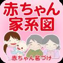 無料 赤ちゃん家系図~日本No.1 信頼の子供と家族の家系図 登録数80万人突破