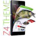 Z4 Launcher and Theme