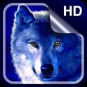 Lobo Papel de Parede Animado