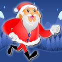 산타 실행 크리스마스