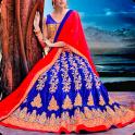 Chaniya Choli Photo Suit Editor