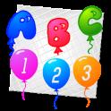 Alfabeto Números Cores Criança - Alícia