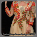 Embroidery Dress Designs 2017