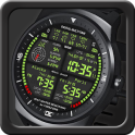 3 x World Clock Face for Android Wear Smart Watch