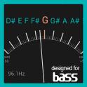 Genaue Bass-Tuner