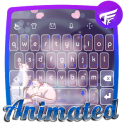 Kitten love Keyboard Animated