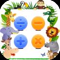 Kids Maths Zoo Free