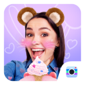 Bear Face Swap Camera-Free Cute Live Stickers