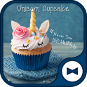 Cute Wallpaper Unicorn CupcakeTheme