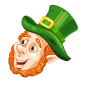 St Patrick's day photostickers