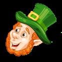 St Patrick Tagesaufkleber