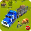Animal Transport Truck Driving Game 2018