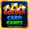 Golden Card Games (Tarneeb - Trix - Solitaire)