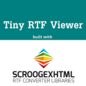 Tiny RTF Viewer