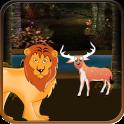 정글 게임 사슴 사냥