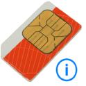 SIM Card Details