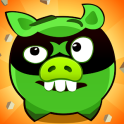 Fire Piggy -- hit the bad pig with bullet & rocket