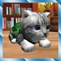 Cute Pocket Cat 3D