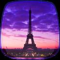 Paris Fond d'écran Animé