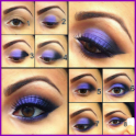 Augen Makeup Schritt Schritt