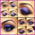 maquillaje de ojos (paso paso)