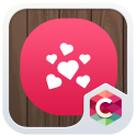 Romantic Red Heart Love Theme