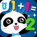 Little Panda Math Genius - Education Game For Kids