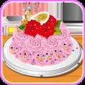 Einen Kuchen - Kochen Spiele