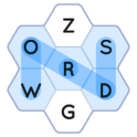 Word Search: Hexagons