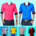 Men Casual Shirt Photo Suit - Man Casual Shirt