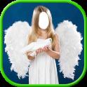 cara do anjo foto da menina