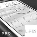 Lines Dark (Pro Version)