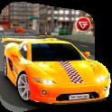 Crazy City Taxi Car Driver: Driving Games 2018