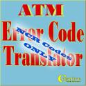 ATM Error Code Translator- NCR