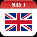UK Calendar 2019 and 2020