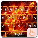 Fire Maple Keyboard Theme