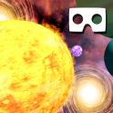 VR Solar System Roller Coaster (Google Cardboard)