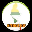 SIMPLE MYANMAR MAP OFFLINE 2019