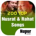 200 Top Nusrat & Rahat Fateh Ali Khan Songs