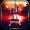 Feux d'artifice de Tour Eiffel