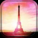Paris Romantique Fond d'écran