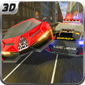 Criminal Police Car Chase 3D