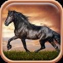 घोड़े लाइव वॉलपेपर HD