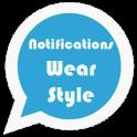 Notifications Wear for Gear S2,S3,Sport & G. Watch