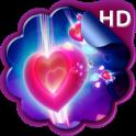 Hearts Live Wallpaper HD