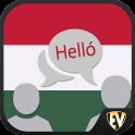 ハンガリー語を話します