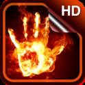 Feuer Live-Hintergrund